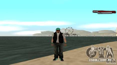 Skin Pack The Rifa Gang HD para GTA San Andreas décimo tela