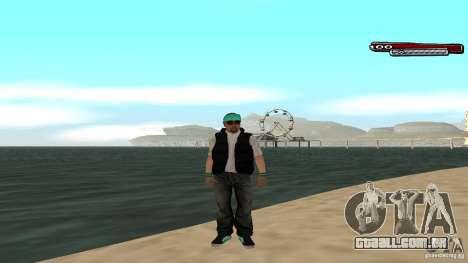 Skin Pack The Rifa Gang HD para GTA San Andreas décimo tela