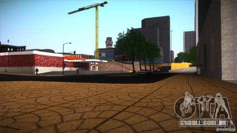 San Fierro Upgrade para GTA San Andreas quinto tela