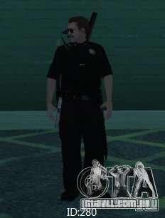 Novas skins polícia de San Angeles para GTA San Andreas segunda tela