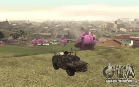 GÁS-2975 para GTA San Andreas