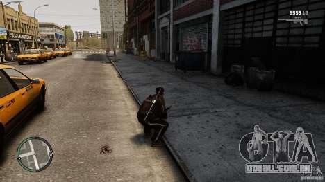 Equip Gun .Net para GTA 4 por diante tela