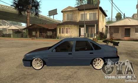Opel Vectra A GSiTuning para GTA San Andreas esquerda vista