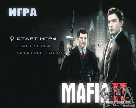 Telas de carregamento de Mafia 2 para GTA San Andreas terceira tela