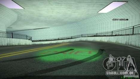 Novos efeitos 1.0 para GTA San Andreas quinto tela