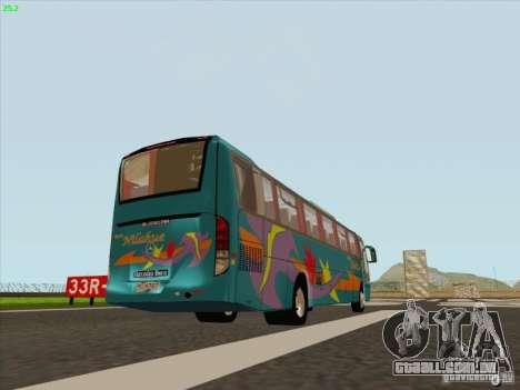Mercedes-Benz Vissta Buss LO para GTA San Andreas vista direita