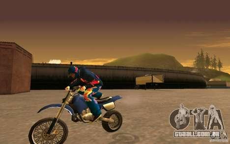 Red Bull Clothes v1.0 para GTA San Andreas décima primeira imagem de tela