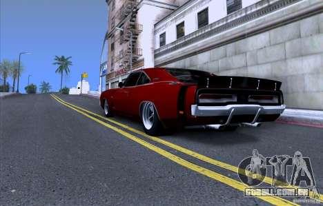ENBSeries by HunterBoobs v3.0 para GTA San Andreas nono tela