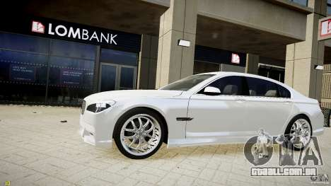 BMW 750Li Sedan ASANTI para GTA 4