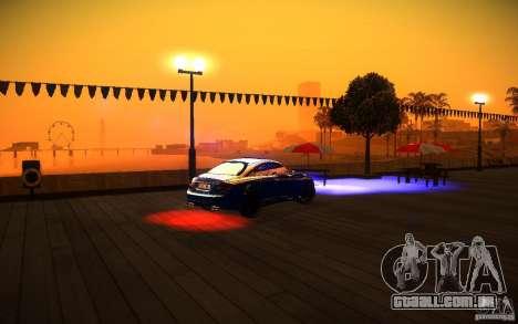 ENBSeries by Inno3D para GTA San Andreas segunda tela