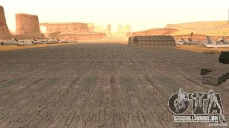 New HQ Roads para GTA San Andreas oitavo tela
