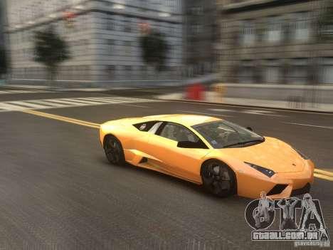 Lamborghini Reventon 2008 para GTA 4 vista direita