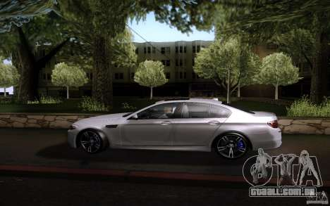 New Graphic by musha v2.0 para GTA San Andreas oitavo tela