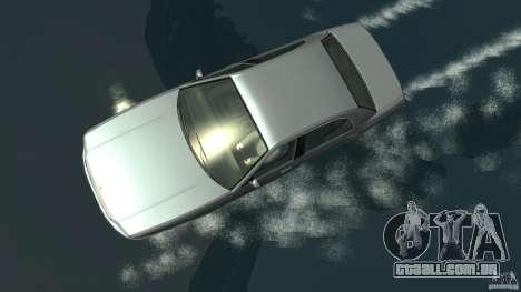 Admiral boat para GTA 4 vista direita