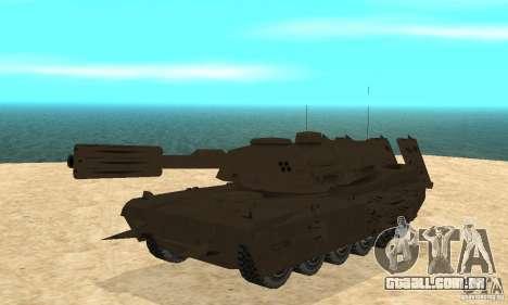 Rinoceronte do tanque Megatron para GTA San Andreas