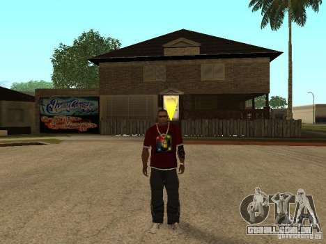 Mike Windows para GTA San Andreas