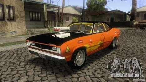 Plymouth Duster 440 para GTA San Andreas