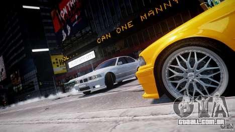 BMW 318i Light Tuning v1.1 para GTA 4 rodas