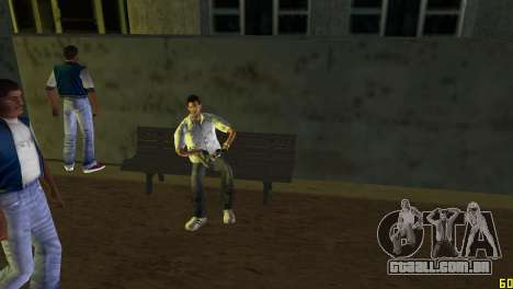 Cleo Parkour v4 para GTA Vice City segunda tela