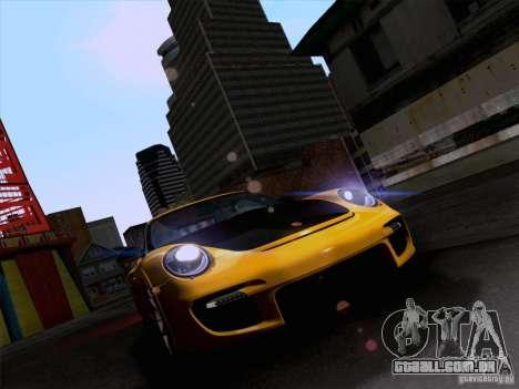 Realistic Graphics HD 3.0 para GTA San Andreas segunda tela