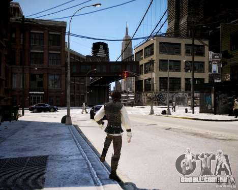 Assasins Creed 2 Young Ezio para GTA 4 por diante tela