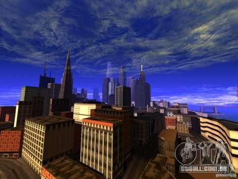 New San Fierro V1.4 para GTA San Andreas terceira tela