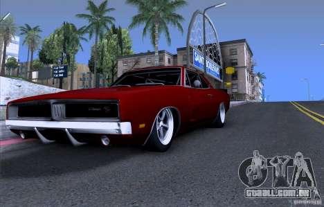 ENBSeries by HunterBoobs v3.0 para GTA San Andreas sexta tela