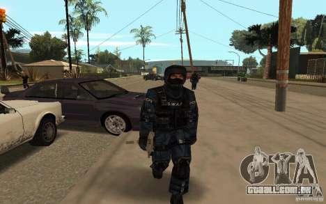 Alternative urban para GTA San Andreas segunda tela