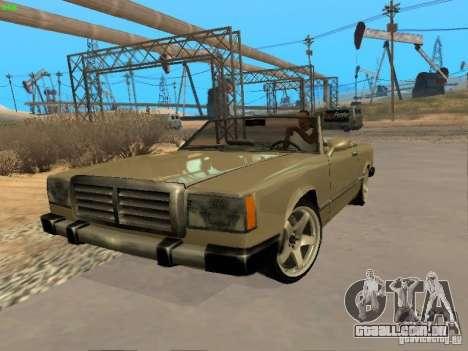 New Feltzer para GTA San Andreas