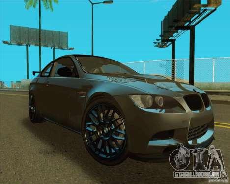 New Playable ENB Series para GTA San Andreas terceira tela