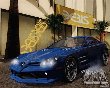 Optix ENBSeries para PC médias para GTA San Andreas quinto tela