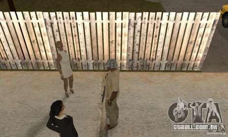 Hipnose em San Andreas para GTA San Andreas