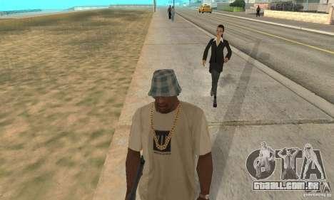 Hipnose em San Andreas para GTA San Andreas terceira tela