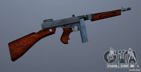 WW2 Era U.S. Weaponspack para GTA Vice City segunda tela