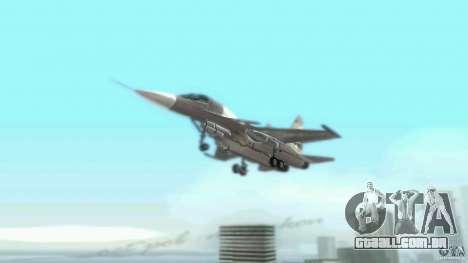 VC Air Force para GTA Vice City