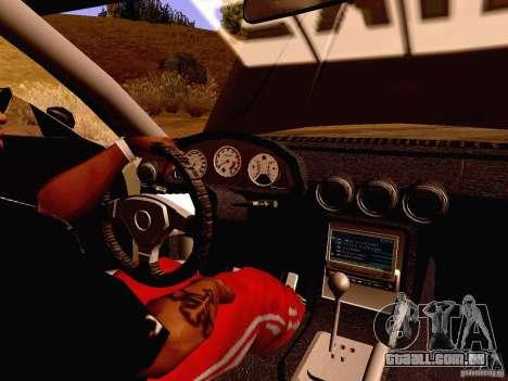 Nissan Silvia S15 By Blaze para GTA San Andreas vista direita