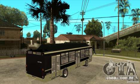 LIAZ 5256 para GTA San Andreas vista direita