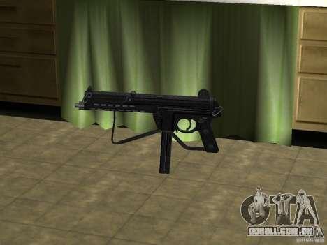 Walther MPL para GTA San Andreas