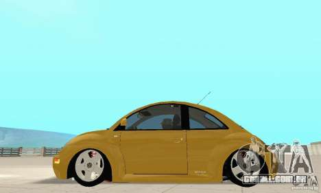 Volkswagen New Beetle GTi 1.8 Turbo para GTA San Andreas