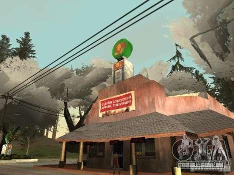 A aldeia de Ivanovka para GTA San Andreas sexta tela