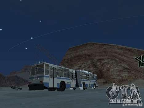 Reboque YUMZ T1 para GTA San Andreas