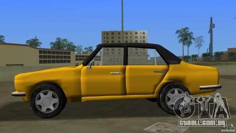 Anadol A1 SL para GTA Vice City deixou vista