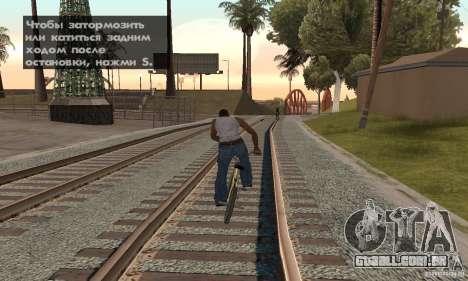 Crack para a versão Steam do GTA San Andreas para GTA San Andreas sexta tela
