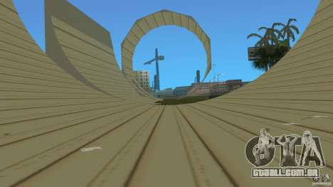 Sunshine Stunt Set para GTA Vice City quinto tela