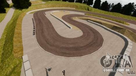 Ebisu Circuit para GTA 4 quinto tela