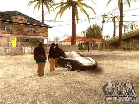 Novo Enb series 2011 para GTA San Andreas segunda tela