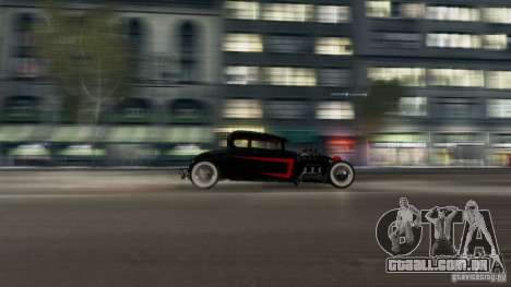 Smith 34 Hot Rod para GTA 4 vista direita