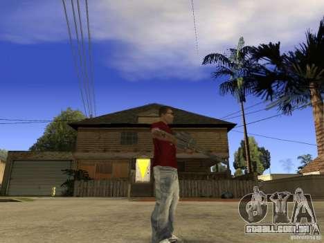 M82 para GTA San Andreas terceira tela