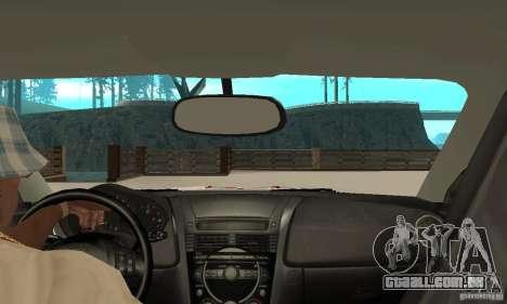 Mazda RX-8 NFS ProStreet para GTA San Andreas vista traseira