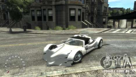 Ibis Formula GT para GTA 4
